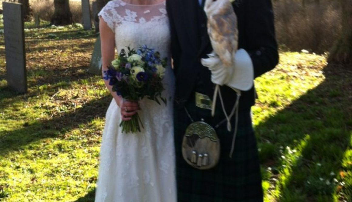 claire neil owl ring bearer