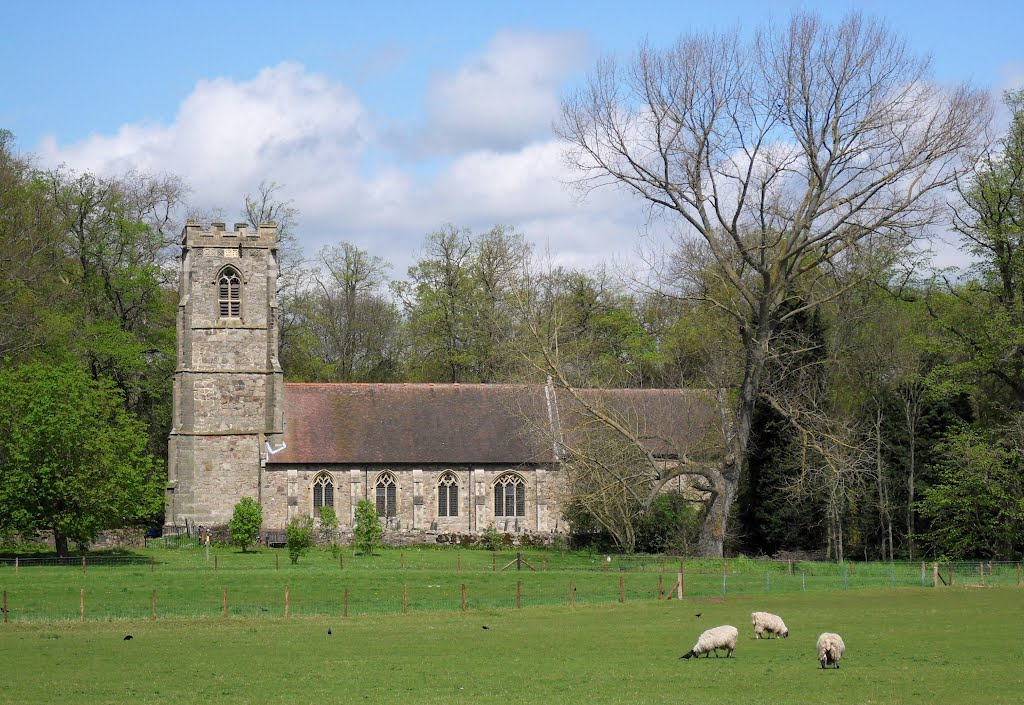 prestwold-church