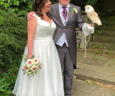 Owl Ring Bearer Angela & Richard 4
